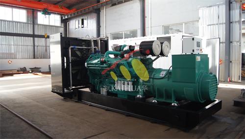 北京数据中心1200kw康明斯柴油发电机组