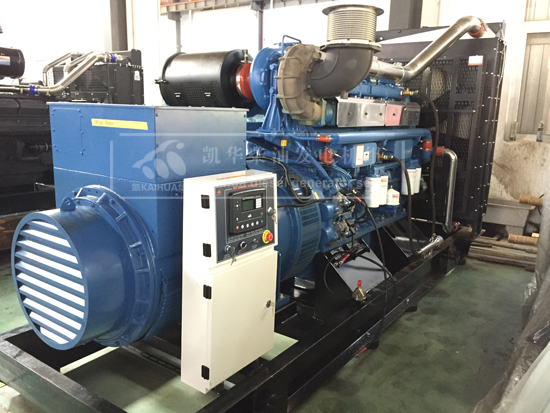 新款800KW玉柴柴油发电机