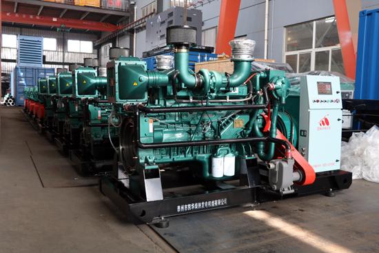 200KW船用柴油发电机组