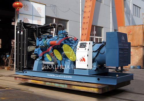 1000KW奔驰发电机组
