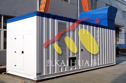 1000kw奔驰MTU发电机
