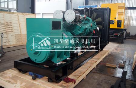 1200kw康明斯柴油发电机出口蒙古
