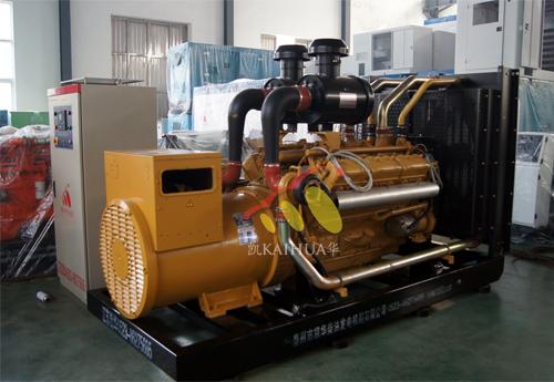 400kw上柴全自动柴油发电机组