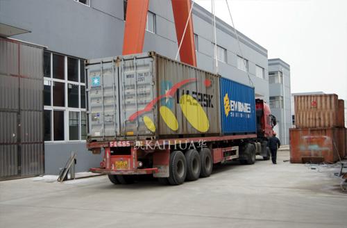 康明斯静音型柴油发电机组出厂